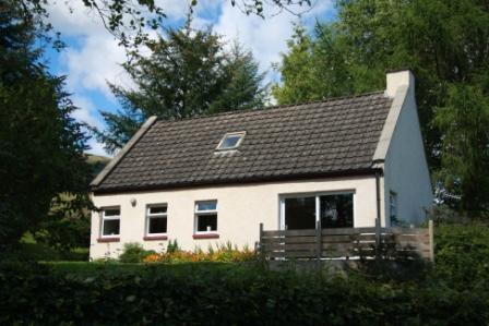 Holiday Cottages near Dunoon Argyll